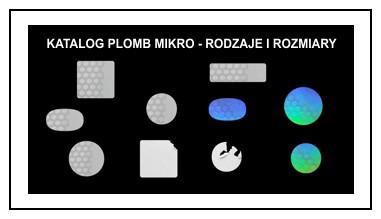 PLOMBY MIKRO - KATALOG